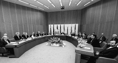 伊朗与六国达成历史性协议 不再开发核武器