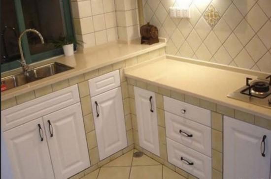 旧厨房装修改造