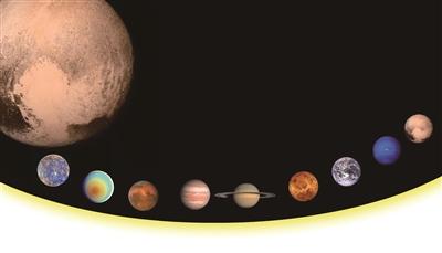 美传回冥王星清晰照 萌萌的爱心惊艳世人