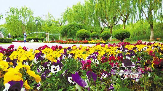 金昌市着力发展生态文化旅游产业综述