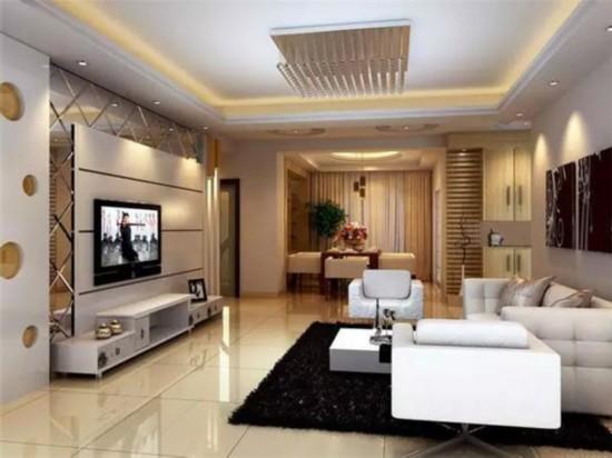 网友关于客厅装修 设计电视背景墙最常见的九大问题图片
