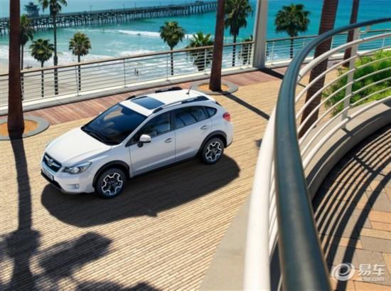 斯巴鲁改款XV海外上市 配置提高性能更佳