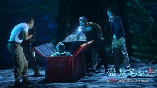 《盗墓笔记》第二季将换人 揭蛇眉铜鱼的秘密