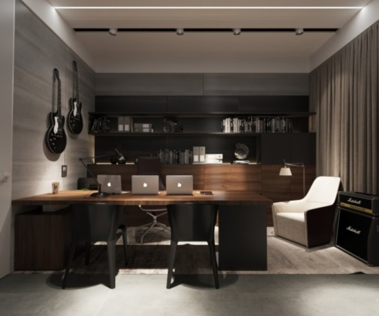 素雅精致的家居风格 现代时尚装修设计