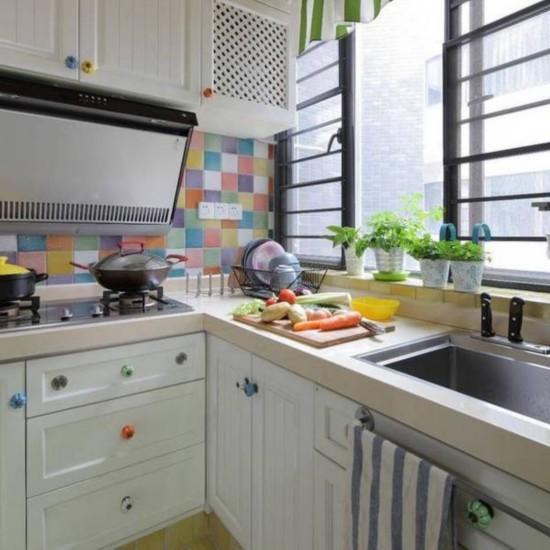 橱柜 厨房 家居 设计 装修 550_550