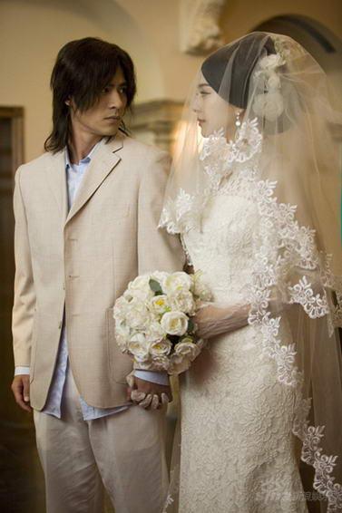 范冰冰的婚纱照_范冰冰高清婚纱照