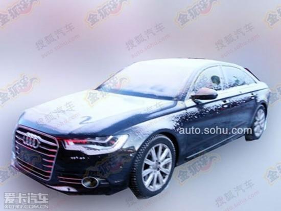 国产2015款奥迪A6L谍照-看点颇多 评下半年将上市重点中 大型车