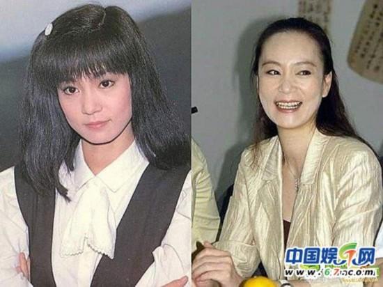 组图:琼瑶女星集体变残 俞小凡陈德容陈红赵薇刘雪华