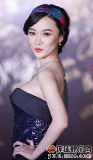 """top.18霍思燕.   大陆演员.从\""""水晶之恋\""""的广告里那个..."""