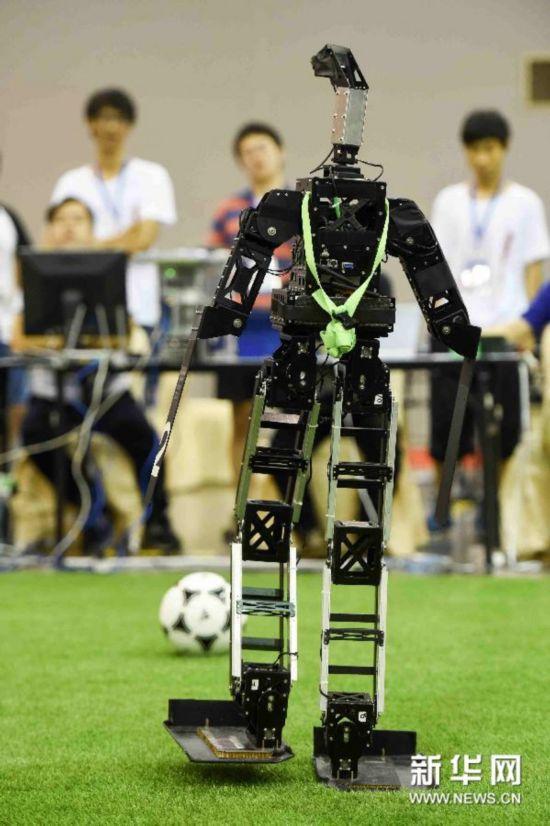 足球机器人进攻