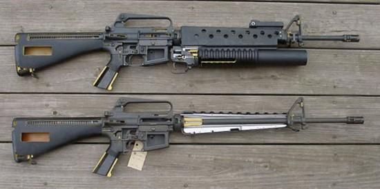 m16pw_m16自动步枪