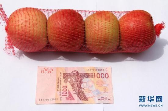 (国际)(6)1000块撒哈拉以南非洲国家货币能买啥?