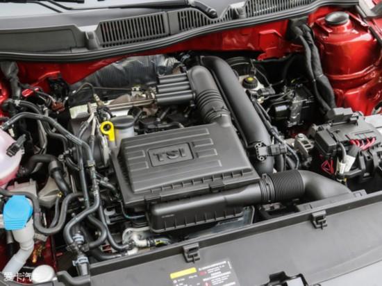 2015款大众朗逸搭载1.4l涡轮增压发动机
