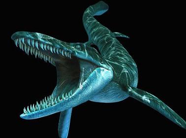 盤點令人恐懼的史前動物:霸王龍最凶狠/組圖