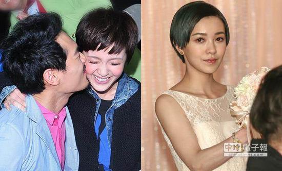 楊佑寧仍關心舊愛郭採潔二人未退回朋友關系(圖)