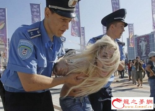 揭秘日益壮大的乌克兰色情业:卖淫已明目张胆