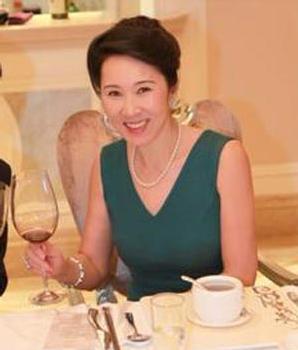 王健林李河君马云 中国十大超级富豪老婆气质美貌火拼