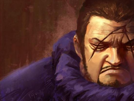 海贼王漫画794话 回忆萨博的出生之谜 路飞烧烧果实交萨博