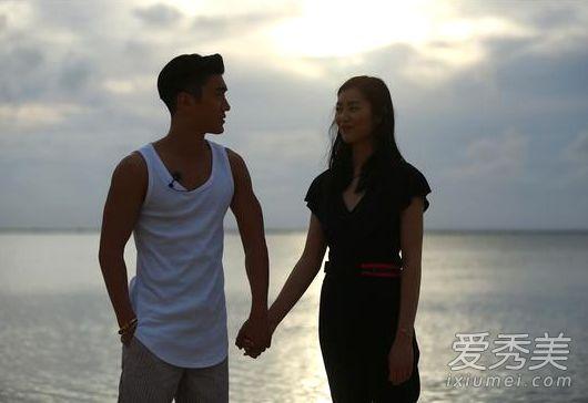 我们相爱吧 石榴夫妇刘雯崔始源关岛告白