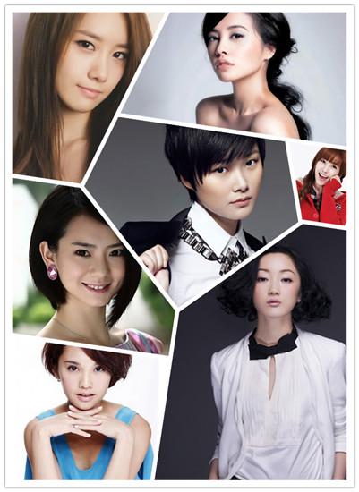 唱而優則演的中韓女星