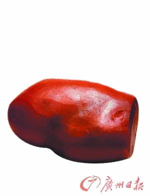 南红玛瑙原料