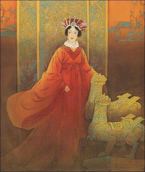 慈禧妲己吕雉西施 盘点中国历史上的 红颜祸水