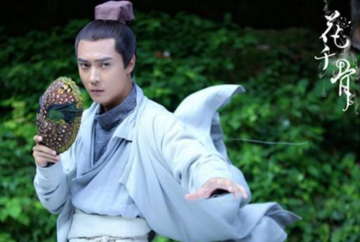 《花千骨》东方彧卿张丹峰