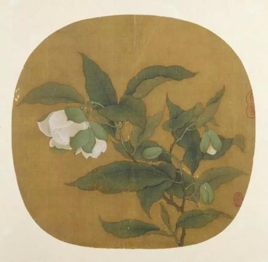 罗山故宫_精美团扇欣赏:摇着这样的小团扇消夏是极好的--艺术收藏--人民网