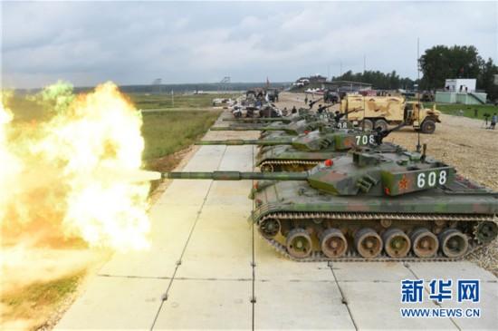 中国赴俄参赛12支部队全揭秘 装备均为国产