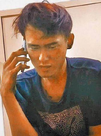 台湾青年男子吸毒后砍爷爷奶奶203刀并焚尸(图)