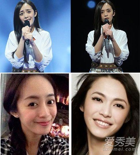 中国好声音第4季:学员撞脸明星翻版姚晨太美