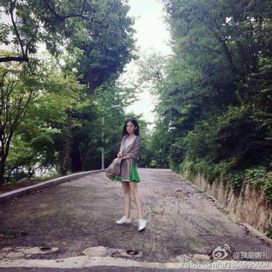 新疆美女美若天仙:迪丽热巴PK古力娜扎组图
