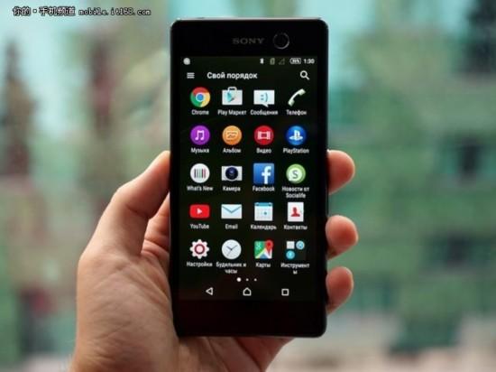 2400元起售 索尼Xperia M5泄露