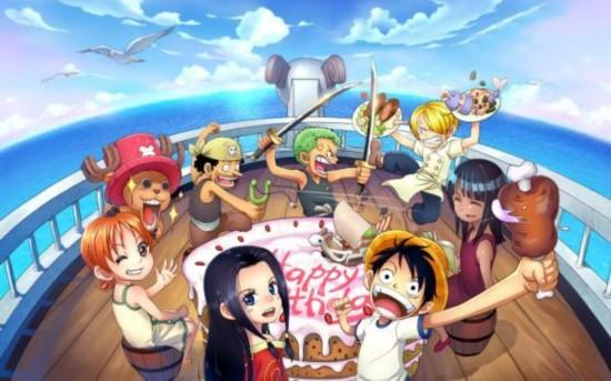 海贼王漫画795萨博返回四皇大妈船首唱歌 海贼王7个费解谜团
