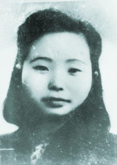 傲雪红梅 江姐的真实人生及革命爱情故事