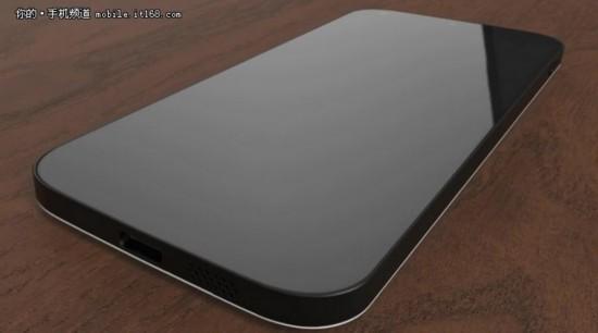 双镜头设计 lg nexus新机渲染图