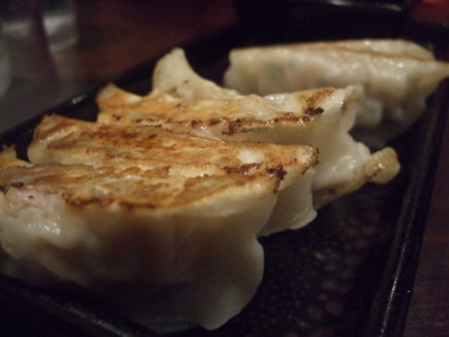 资料图:日式煎饺。