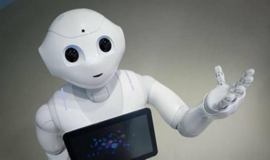 研发人工智能 机器人产业将成下一方向