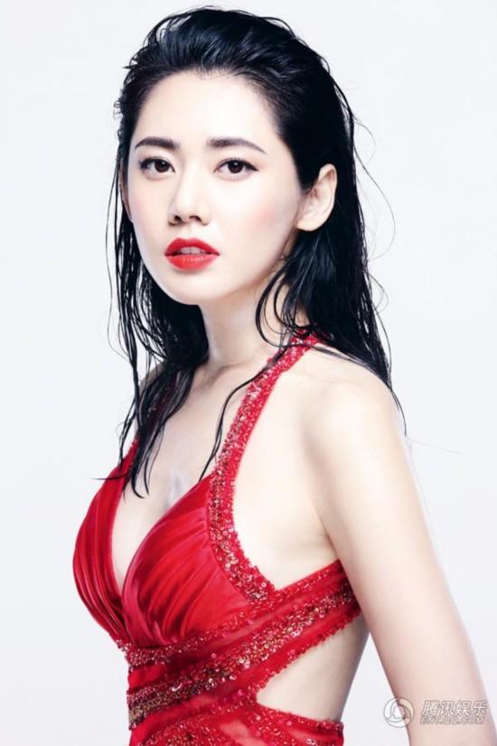 范冰冰赵丽颖刘诗诗 女星惊艳写真谁是真绝色