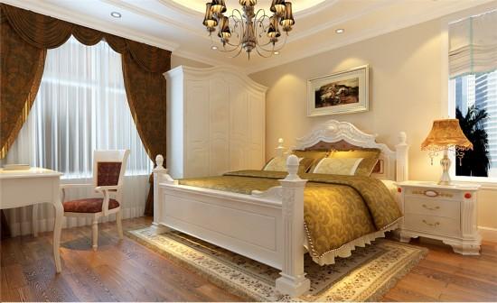 >>>更多装修效果图 卧室 客厅 厨房 玄关 卫生间-全包不足13万 装修高清图片
