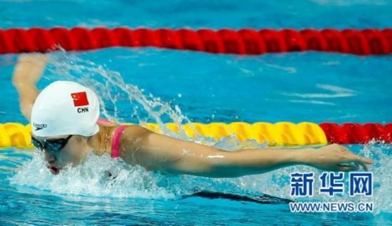 (游泳世锦赛)(1)游泳女子200米蝶泳半决赛:张雨霏晋级徐州爱豆保龄球馆k歌图片