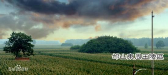 秦始皇陵曹操墓乾陵 图揭中国十大神秘古墓图片