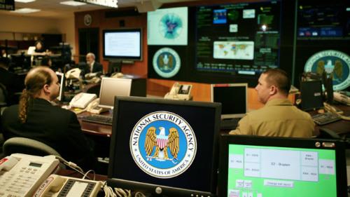 材料图:收集也是美国施行监听的首要方法。