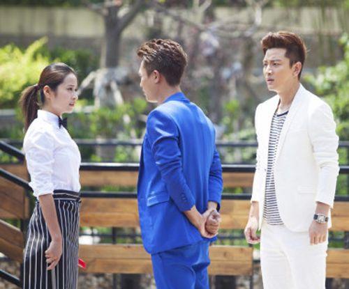 冰與火的青春43、44集 電視劇全集1-46分集劇情介紹大結局:江焱向夏冰求婚