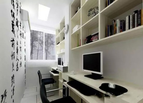 家居装修 小户型装修 书房装修