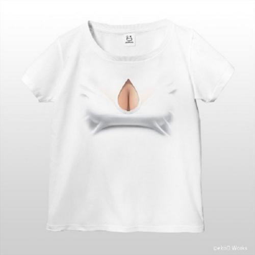 创意T恤衫。