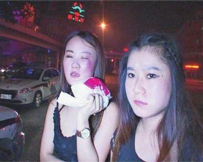 三男两女郑州一餐厅内发生冲突 一民警鼻骨被打骨折