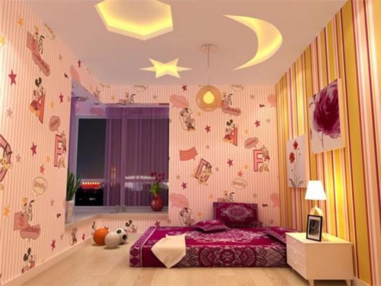15款创意儿童房样板间设计图片