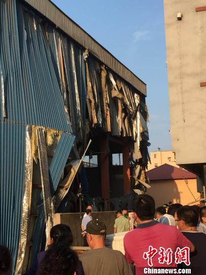 大连一居民楼管道液化石油气爆炸致4死6伤
