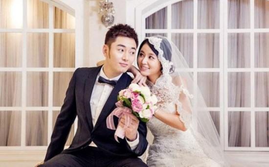 传林心如的老公结婚照曝光图片